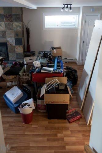 $100 Room Challenge, family room makeover, budget decor, DIY, tutorial, home decor, rénovations, mise à jour salle familiale, budget, économique, défi, déco maison