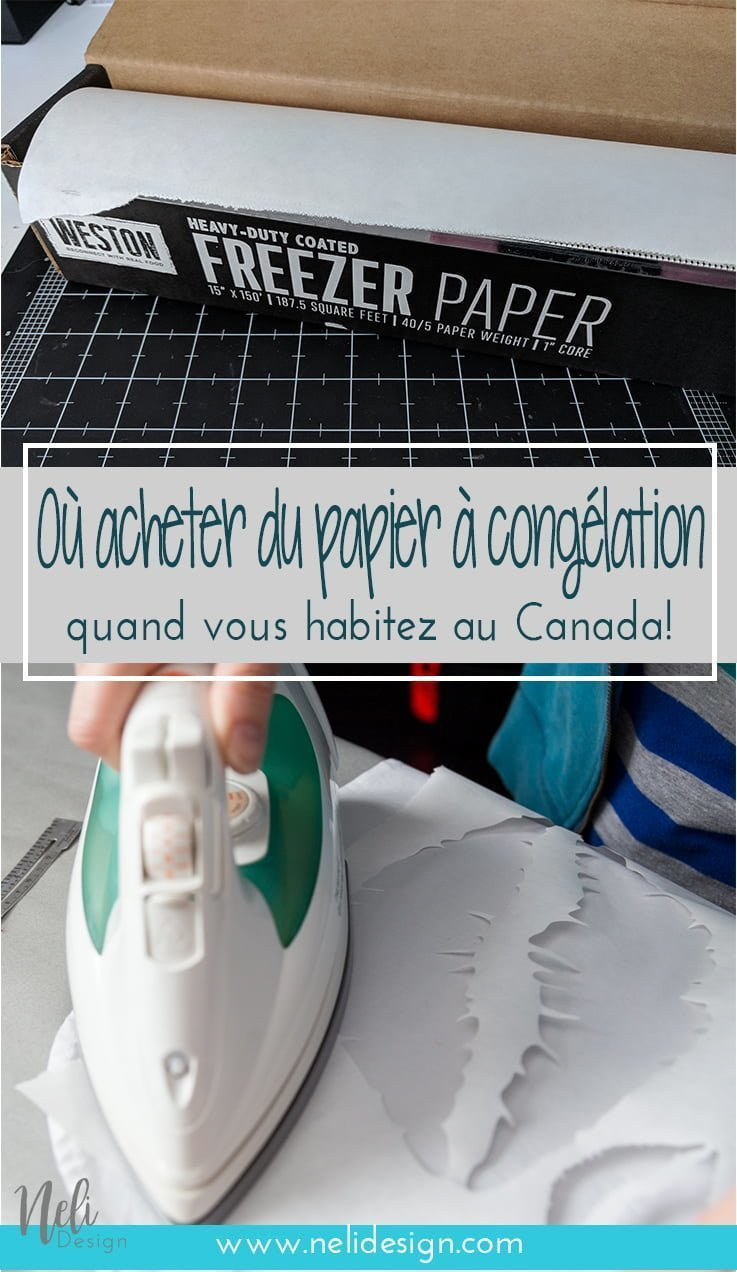 Où acheter du papier à congélation au Canada | Pochoir avec du papier à congélation | où acheter du papier à congélation au Canada | pochoir facile | DIY Stencil with freezer paper | Paint on fabric | Spray paint on fabric | Easy stencil | no smudge | sans bavures | fer à repasser | Iron | Free Silhouette cut file | fichier de découpe gratuit | printable #printable #silhouettecutfile #silhouette #redlips #freezerpaper #stencil #pochoir #diy #spraypaint #papiercongelation #freebie #paintonfabric #canada