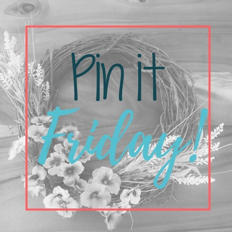 Pin it Friday, best pin from Pinterest on a subject