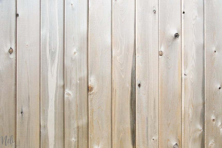 Why I did not dyed my cedar fence, treated wood, dyed cedar or not, replacing a mesh fence #fenceideas #wood #diy #paint #stain #treatedwood #fence #wood #close #boistraite