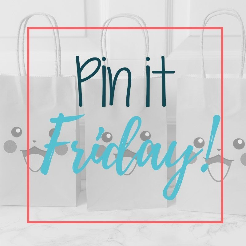Pin It Friday! Interesting pins found on Pinterest on a particular subject, children's birthday