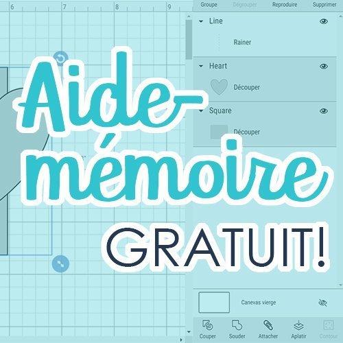Aide-Mémoire gratuit!