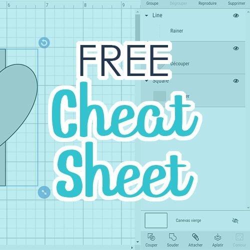 Free Cheat Sheet
