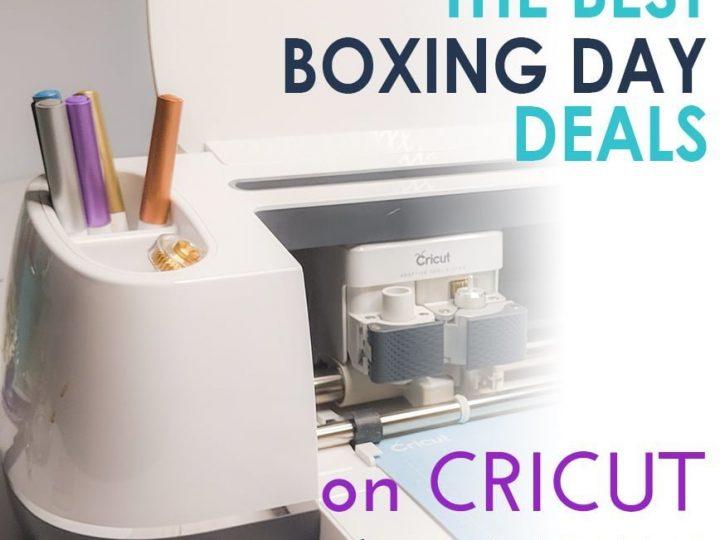 Best Cricut deals on Boxing Day