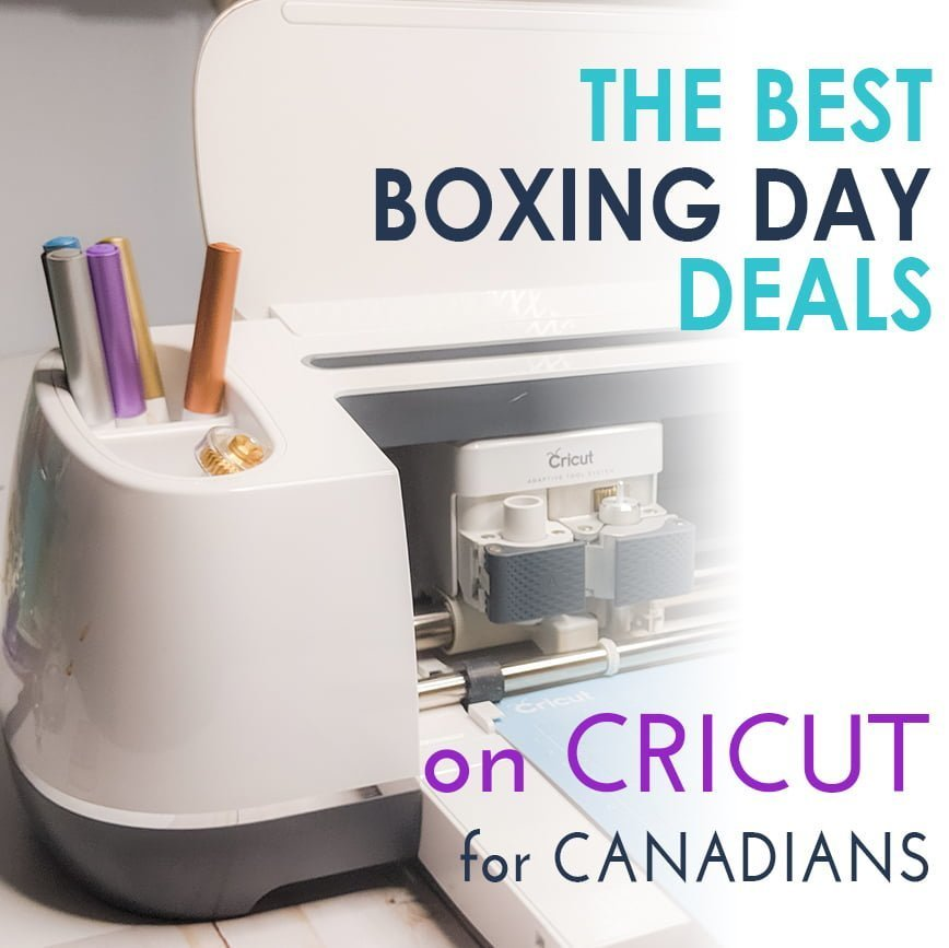 Best Cricut deals on Boxing Day